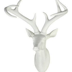 S.J. Dixon Stag Head Cream 008267