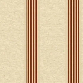 S.J.  Dixon Ambleside Stripe Red 65335