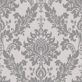 Holden Decor For Colemans Clara Charcoal-Glitter 35391