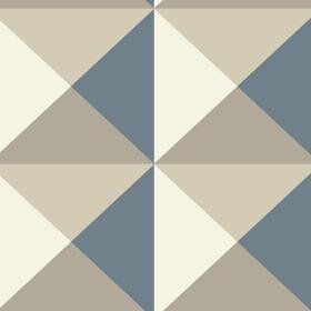 York Wallcoverings For S.J. Dixon Origami RY2750