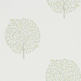 Sanderson Bay Tree Celadon-Flint 216359