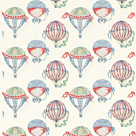 Sanderson Beautiful Balloons Red-Blue DBLL232299