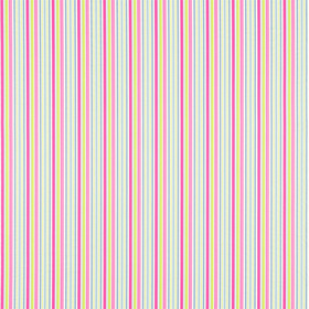 Sanderson Candy Stripe Fuchsia-Yellow DBLL232307