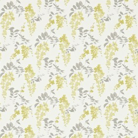 Sanderson Wisteria Blossom Linden-Charcoal 213744