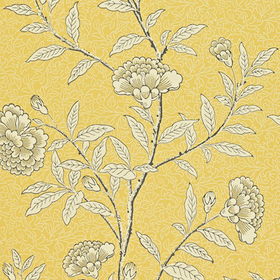 Sanderson Chinese Peony Yellow DRCH212135