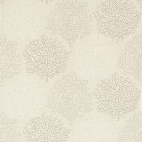 Sanderson Coral Reef Linen-Taupe DVOY213395