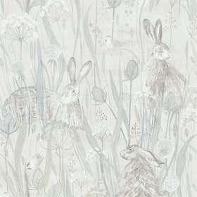 Sanderson Dune Hares Mist-Pebble 216518