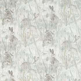 Sanderson Dune Hares Mist-Pebble 226436