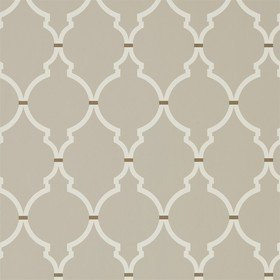 Sanderson Empire Trellis Birch-Cream 216336