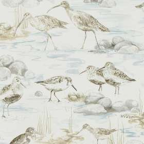 Sanderson Estuary Birds Blue-Grey 216492