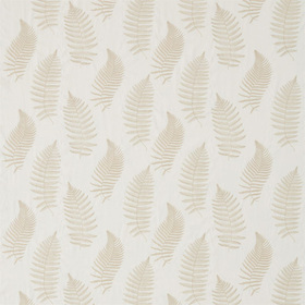 Sanderson Fern Embroidery Ivory DWOW235607