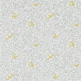 Sanderson Larksong Dove-Honey 214761