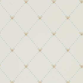 Sanderson Nectar Copper-Denim 216357