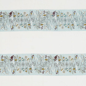 Sanderson Pressed Flowers Mist-Shell 236554