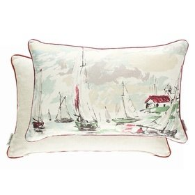 Sanderson Sail Away Sea Green 254785