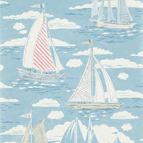 Sanderson Sailor Nautical 216572