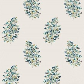 Sanderson Wendell Embroidery Ceramic Blue 236722