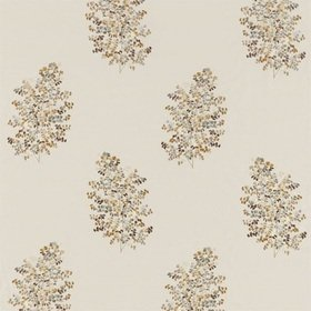Sanderson Wendell Embroidery Honey-Grey 236721