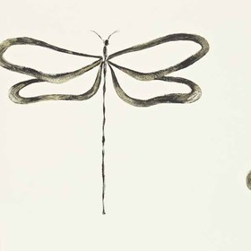 Scion Dragonfly Chalk-Granite-Gilver 110247