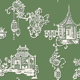 Sketchtwenty3 Chinois Summer Garden Green MH00421
