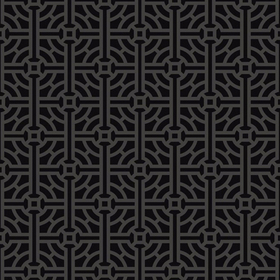 Sketchtwenty3 Fretwork Beaded Noir SR00501