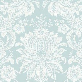 Superfresco Venetian Damask Blue 33-374