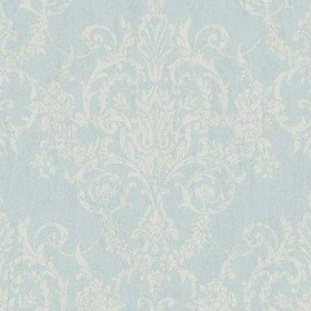 Superfresco Victorian Damask Duck Egg 103031