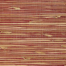Natural Furniture Company Ltd Golden Maroon Seagrass Natural Grasscloth