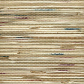 Natural Furniture Company Ltd Multi-coloured Seagrass Natural Grasscloth