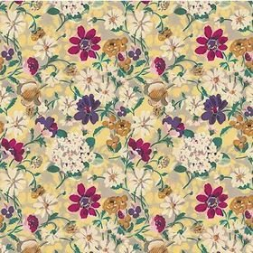 The Vintage Collection Vintage Flowers Yellow MCWP-14016-3