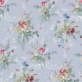 The Vintage Collection Wild Flower Bouquet Blue HWP-12015-4