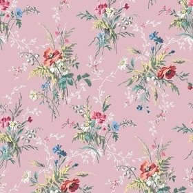 The Vintage Collection Wild Flower Bouquet Pink HWP-12015-2