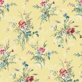 The Vintage Collection Wild Flower Bouquet Yellow HWP-12015-5