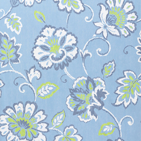 Thibaut Alexa Blue and Green T4919