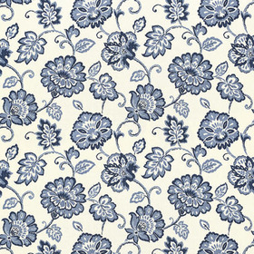 Thibaut Alexa Navy and White F94920