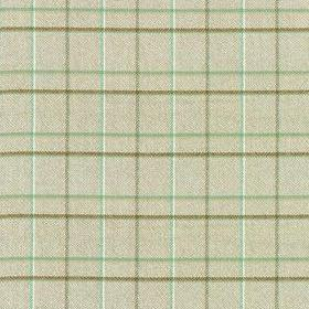 Thibaut Alfredo Plaid Cream W7290