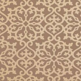 Thibaut Allison Metallic on Brown T1829