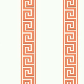 Thibaut Andreas Stripe Coral T14243