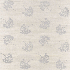 Thibaut Andros Metallic Silver on Taupe T3680