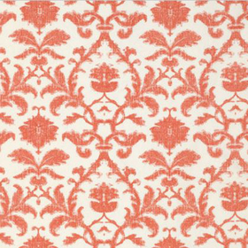 Thibaut Anita Damask Red F98638