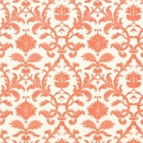 Thibaut Anita Damask Red T8638
