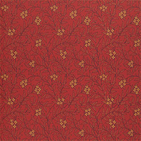 Thibaut Asheville Red T6348
