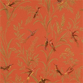 Thibaut Augustine Sunbaked Red T6939