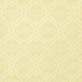 Thibaut Bankun Damask Celery on Cream T14118