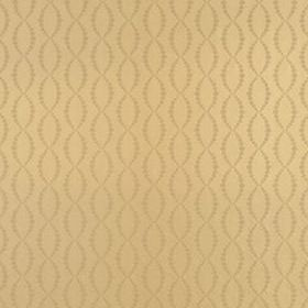 Thibaut Beaded Trellis Metallic Gold T1855