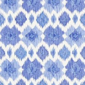 Thibaut Bimini Ikat Blue and White T5732