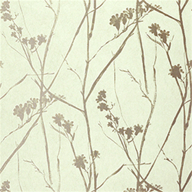 Thibaut Blossoms Seagrass T7011