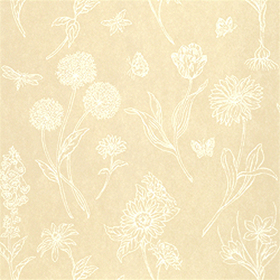 Thibaut Brookfield Cream T4732