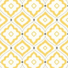Thibaut Bungalow Yellow T16054