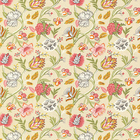 Thibaut Cayman Beige and Pink F94904
